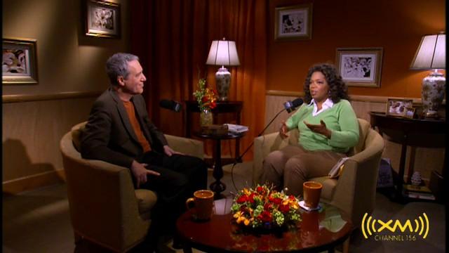 Natural Dreamwork Founder Rodger Kamenetz Interviewed by Oprah