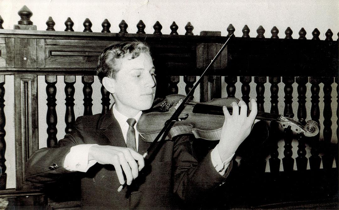 Maestro Diemecke, Ca. 1968