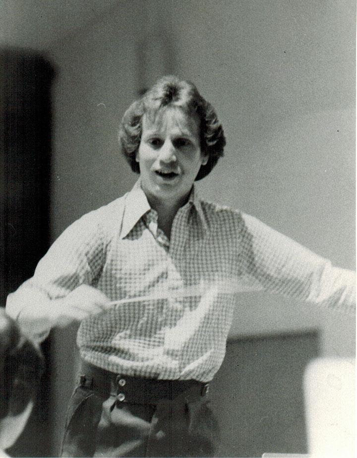 Maestro Diemecke, Ca. 1980