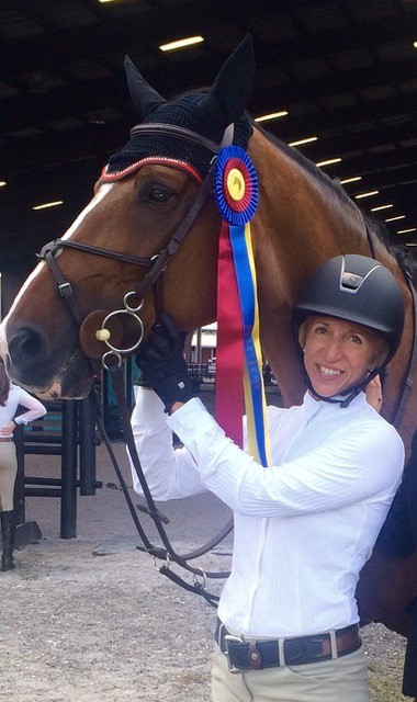Melissa Brusie Palm Beach Equine Sports Complex Manager Hunter Jumper