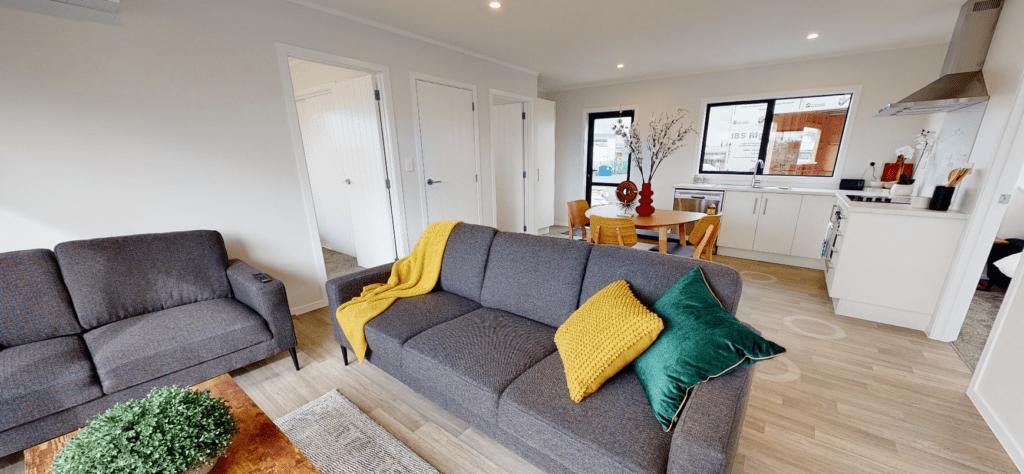 Transportable Home 3D Virtual Tour