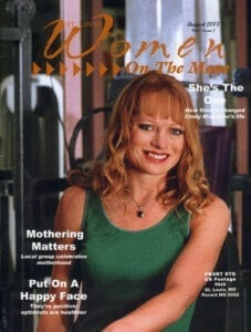 St. Louis Women On The Move She's The One magazine cover