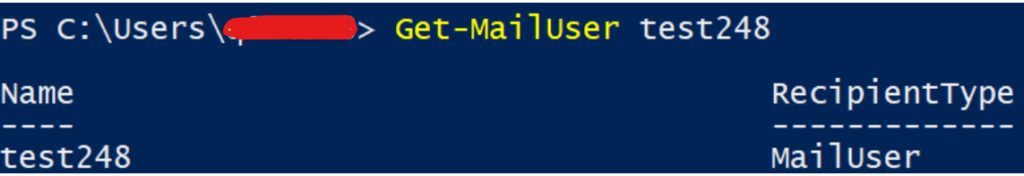 solve mailbox exists on premise and office 365