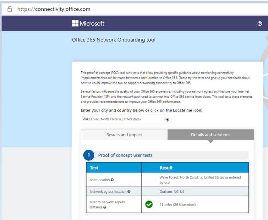 Microsoft Teams connection issues