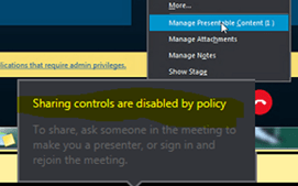 Skype for Business Conferencing FAQ