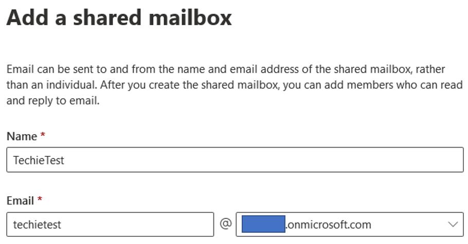 shared mailbox office 365