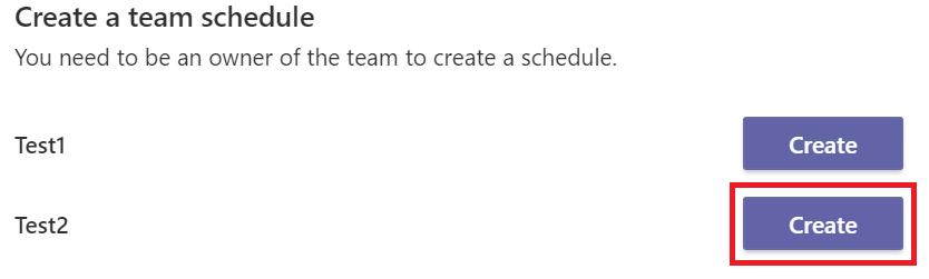 microsoft teams time clock