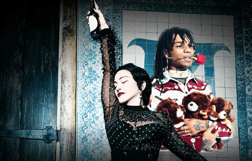 """Stream Madonna feat. Swae Lee – """"Crave""""   New Music"""