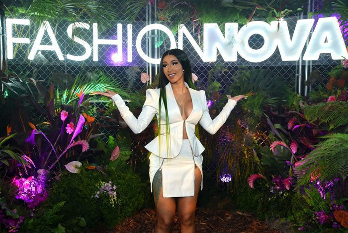 Cardi B's Fashion Nova Collection Makes $1 Million in 24 Hours