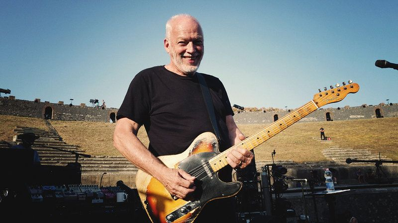 Watch David Gilmour's Live at Pompeii Concert Film | Music News
