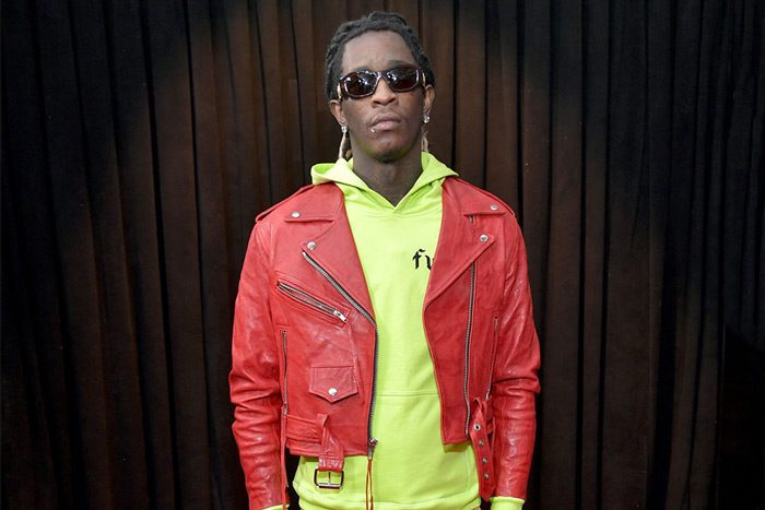 Young Thug Targeted in Drive-By Shooting