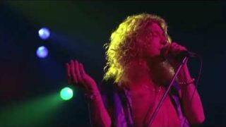 Led Zeppelin LIVE – Stairway to Heaven