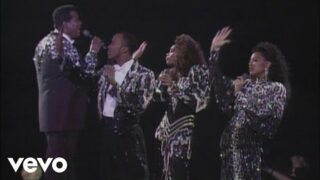 Luther Vandross – For You to Love (from Live at Wembley)