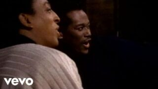 Luther Vandross, Gregory Hines – There's Nothing Better Than Love