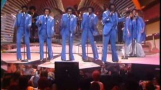 The Spinners – Rubberband Man, on Midnight Special in 1976