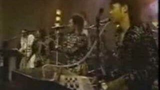 Zapp And Roger – I Wanna Be Your Man (LIVE)
