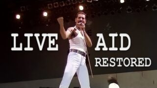 Queen – Live Aid 1985 (Definitive Restoration)