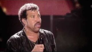 Lionel   Richie     —    Say   You   Say   Me   [[  Official   Live   Video  ]]  HD