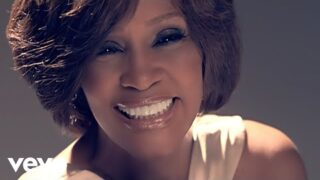 Whitney Houston – I Look to You (Official Video)