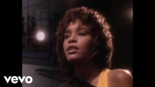 Whitney Houston – Saving All My Love For You (Official Video)