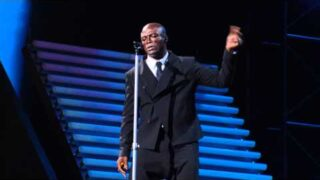 """David Foster feat. Seal & Michael Bolton """"When A Man Loves A Woman / It's A Mans World"""""""