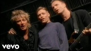 Bryan Adams, Rod Stewart, Sting – All For Love (Official Music Video)