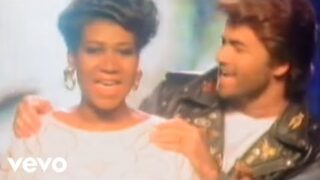 George Michael, Aretha Franklin – I Knew You Were Waiting (For Me) (Official Video)