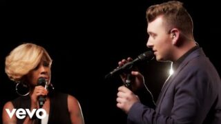 Sam Smith – Stay With Me ft. Mary J. Blige (Live)