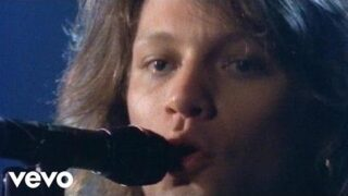 Bon Jovi – I'll Be There For You (Official Music Video)