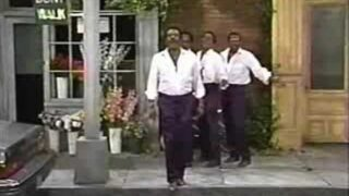 The Four Tops on Sesame Street