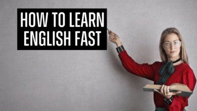 Photo of How to Learn English Fast? (3 simple steps)