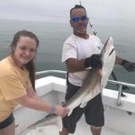 061018 Shark Fishing Charter Ocean City Maryland