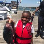 061718 Sea Bass Charter Ocean City Maryland