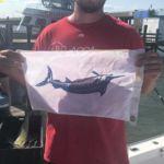 071518 Blue Marlin | Fishing Report Ocean City MD