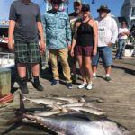071918 Yellowfin Tuna | Fishing Report Ocean City MD