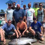 080318 Bluefin Tuna | OCMD Fishing Report