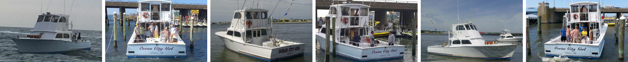 OC Girl Boat