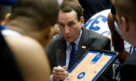 What we can learn from Coach K about patient experience accountability