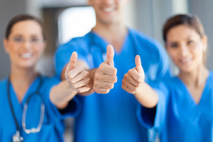 High-Performance Culture Healthcare Staff