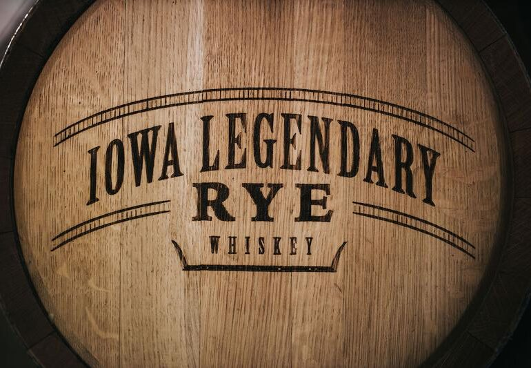 The Story Behind the Legend: An Inside Look at Iowa Legendary Distillery