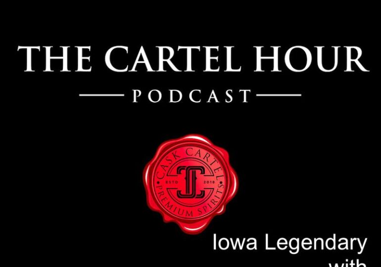 The Cartel Hour: A Piece of American History - Iowa Legendary with Heath Schneider