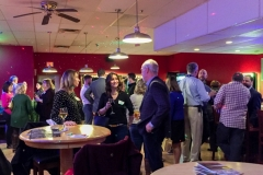 Scarborough Buy Local Mix & Mingle at 21 Taps, February 2019