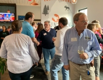 Mix & Mingle after 5, Dunstan Tap & Table, May 2019