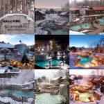 ScandinaveMineral Bathes Spas Scandinave Mont-Tremblant & MontrealQuebec Canada Natural Hot Mineral Spring Destinations