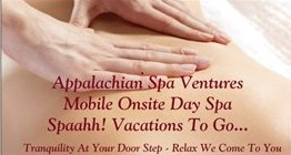 Appalachian Spa Ventures Mobile Onsite Day Spa Asheville & All WNC