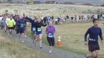 <p>Annual Badger Mountain Challenge draws  participants from all over the world.  100 mile endurance run,  50 mile/55 km ultra-marathon and 15km trail run and hike</p>