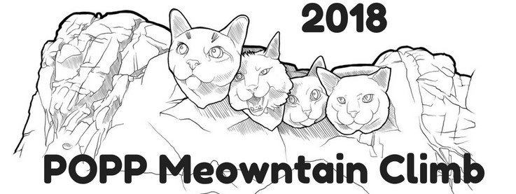 2018 Meowntain Climb
