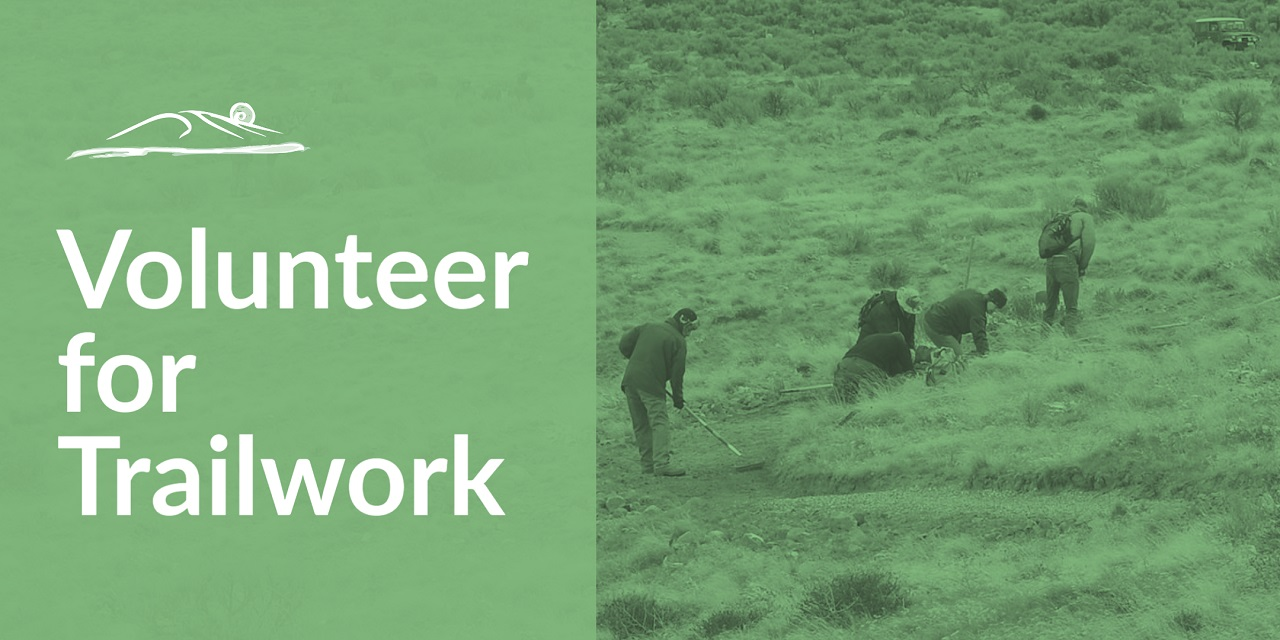 Volunteer for Trailwork