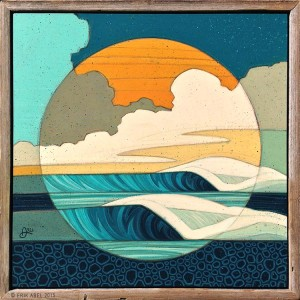 """Intersession # 2"" by Erik Abel"