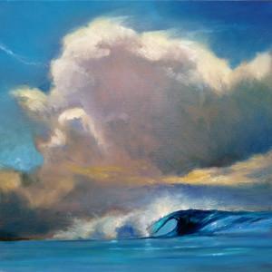 """""""Cloud Wave"""" by Wade Koniakowsky"""